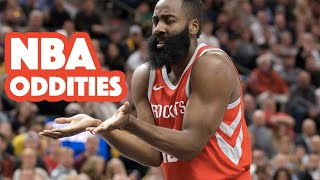 NBA Oddities and Random Moments