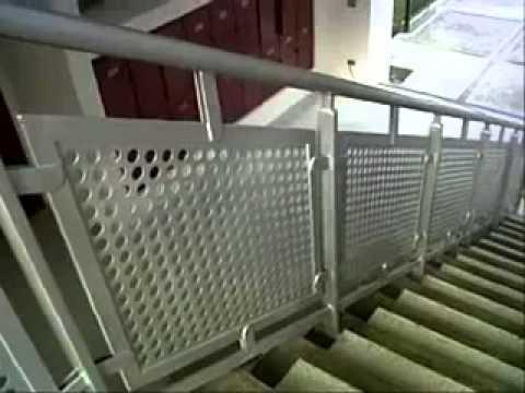 Barandales en nicaragua youtube - Barandales para escaleras ...