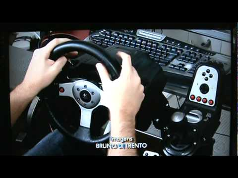 Automobilismo Virtual no Auto Esporte