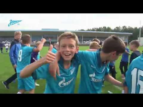 «Зенит-ТВ»: как сине-бело-голубые выиграли «Кубок Дмитрия Бесова»