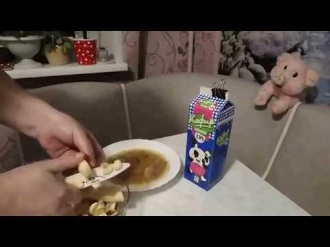Vlog- приготовление завтрака,мой обед и ужин.начало уборки перед пасхой