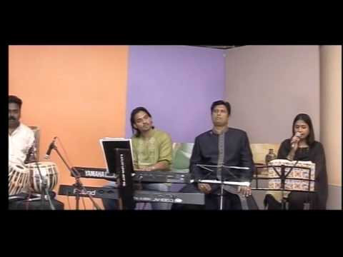 alaipayuthe Kanna Song By Bharathy video