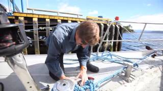 How to prepare a yacht for heavy weather – Skip Novak
