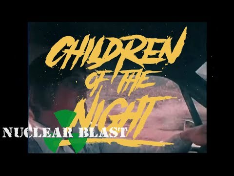 KADAVAR - Children Of The Night (OFFICIAL VIDEO)