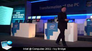 Intel @ Computex 2011 - Ivy Bridge