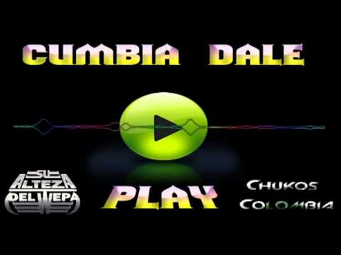 cumbia dale play 2014  dj pucho ft chukos colombia