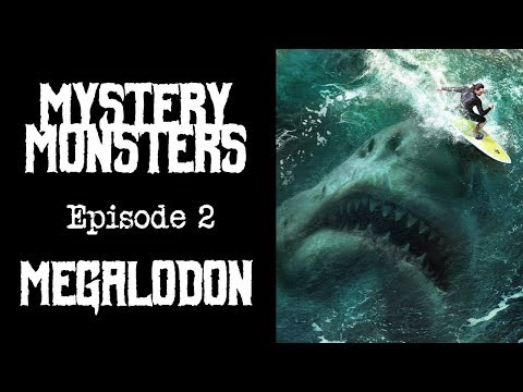 [हिन्दी] Megalodon In Hindi | The Meg | Mystery Monsters | Episode 2 | Largest Shark In The World