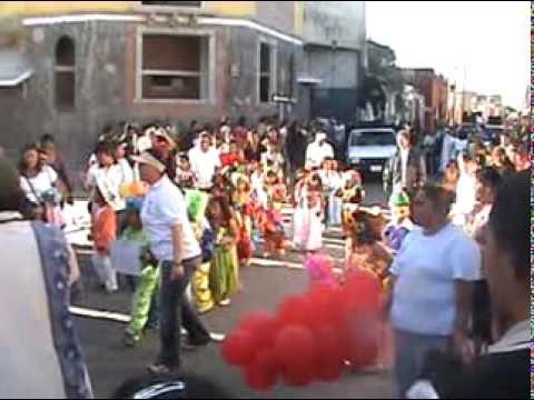 carnaval 2009 Comonfort, Gto