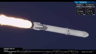 CRS-13 Hosted Webcast by : SpaceX