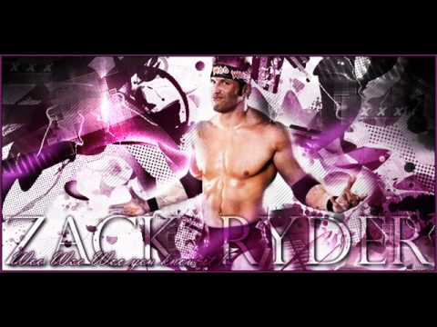 Zack Ryder's current WWE Theme Song, May 2009 - present. Artist: Jim Johnston / Watt White Title: Radio.