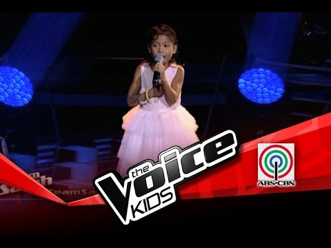 The Voice Kids Philippines Sing Offs dance With My Father (tagalog Version) By Lyca video