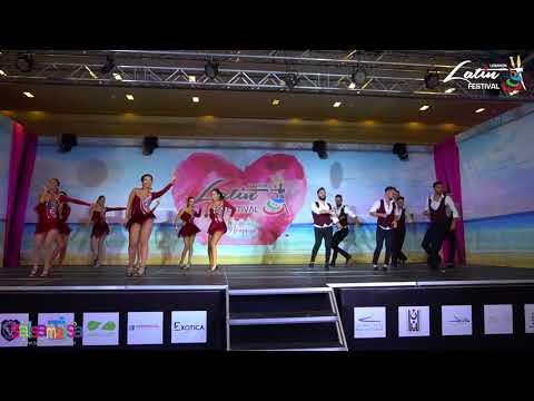 DANCE FACTORY SHOW  - LEBANON LATIN FESTIVAL 2018