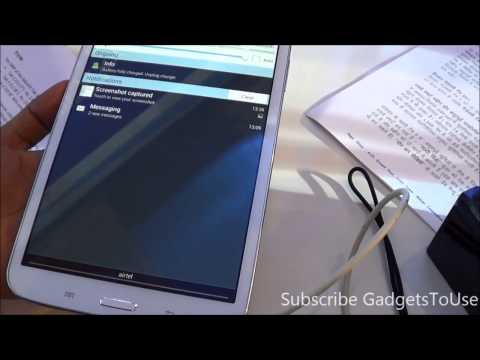 Samsung Galaxy Tab 3 8 Inch Hands on Review. Specs. Benchmarks and Price at India Launch Event