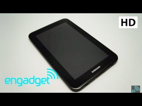 Samsung Galaxy Tab 2 (7.0) Review   Engadget