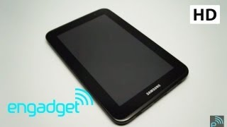 Samsung Galaxy Tab 2 (7.0) Review | Engadget