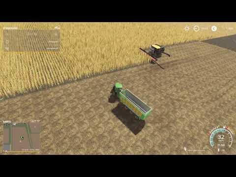 Bug´s im Landwirtschafts Simulator 19 # Verträge_Feld 8 ernten