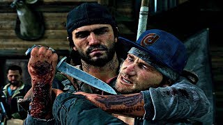 DAYS GONE - Rippers Attack Iron Mike's Camp & Skizzo Exposed