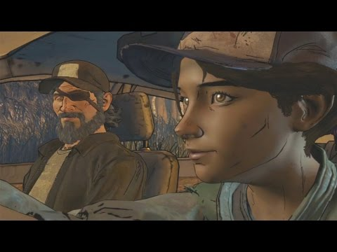 The Walking Dead Game Season 3 - KENNY Scene