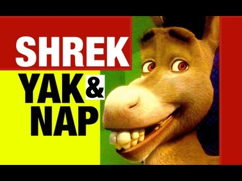 Shrek Nap and Yak Donkey Plush Play Toy Review by Mike Mozart on ToyReviews