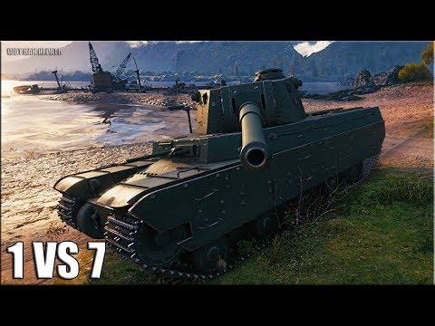 Type 4 Heavy лучший Колобанов патч 1.0 World of Tanks