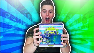 🔥Faze Rug SOUR BLUE CHUG RUG Collectors Box Unboxing & Taste Test - Is The Sour Blue Gamma Good?