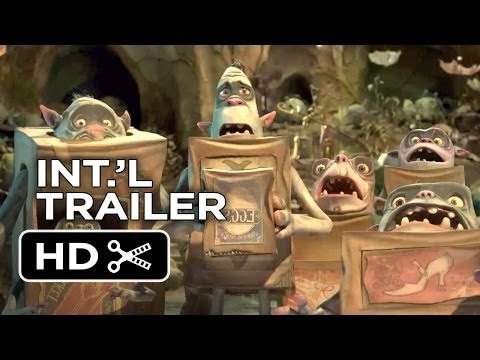 The Boxtrolls trailer