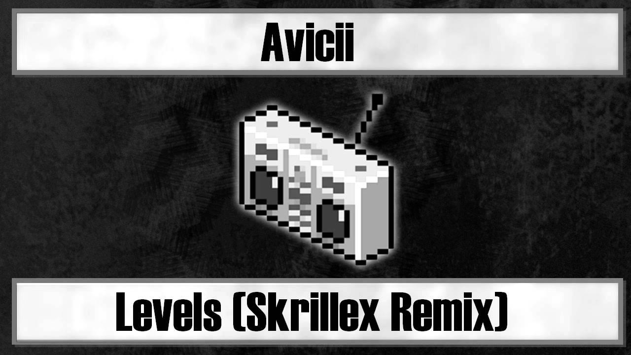 Avicii - Levels (Skrillex Remix) SPED UP 720p + Download ...