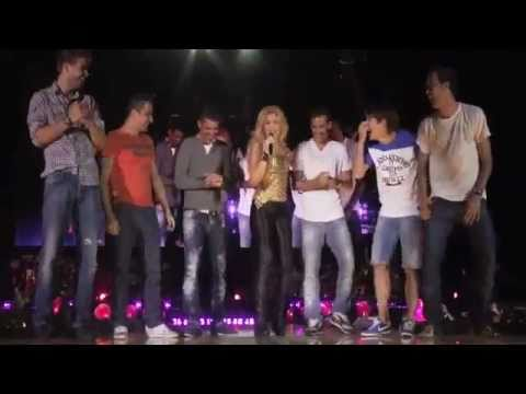 Suerte (Live in Barcelona) (With FC Barcelona players)