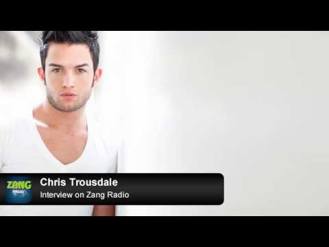 Chris Trousdale Interview On Zang Radio video