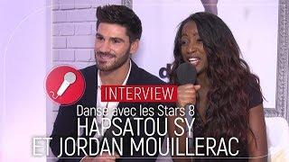 DALS : Hapsatou Sy est-elle jalouse de Vincent Cerutti et Katrina Patchett ?