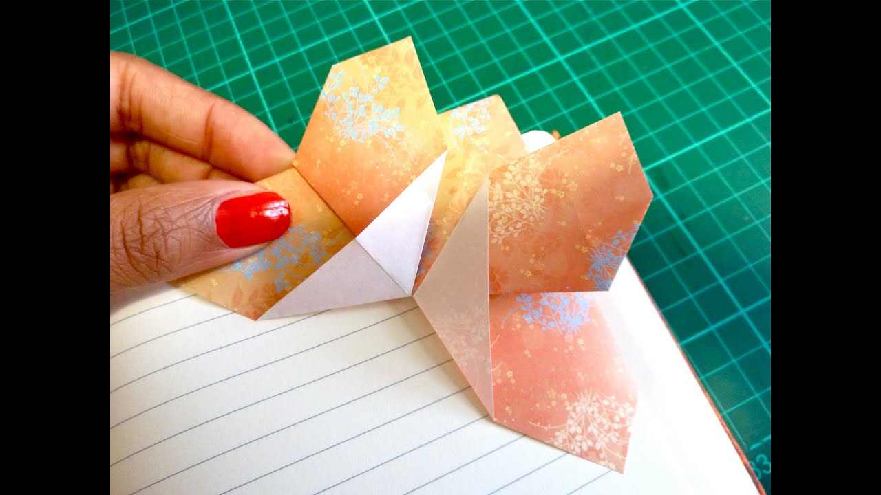 Cool Origami Butterfly Comot
