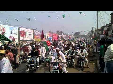 bike relly eid miladunnabi in jabalpur