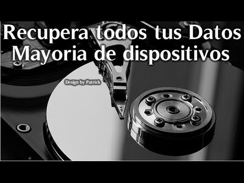✫ RECUPERAR archivos BORRADOS o FORMATEADOS ● Disco Duro ● Movil ● USB ● MicroSD ● Tarjeta memoria ✔