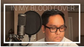 Download Lagu Shawn Mendes - In My Blood (Cover by Raymond Salgado) Gratis STAFABAND