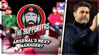 Who Should Be The Next Arsenal Manager? (Fans Debate) | Turkish Presents The Supporters Club