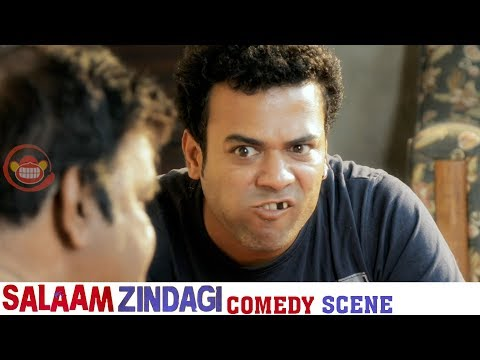 Salaam Zindagi Comedy Scene | Imran's Father Comedy with Imran | Latest Hyderabadi Movie Comedy thumbnail