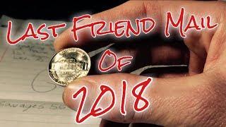 Last Friend Mail Of 2018
