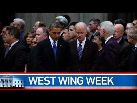 West Wing Week: 12 28 12 or Best of the West Wing Week