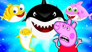 Baby Shark More and More | Baby Shark | Shark Family | Kids Songs and Nursery Rhymes | Pinkfong Song