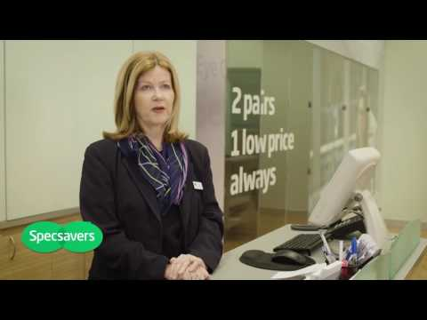 Specsavers ARA Retail Store Fit-out video Ringwood May 2016