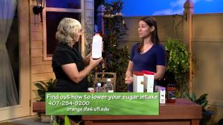 Central Florida Gardening - Lower Your Sugar Intake