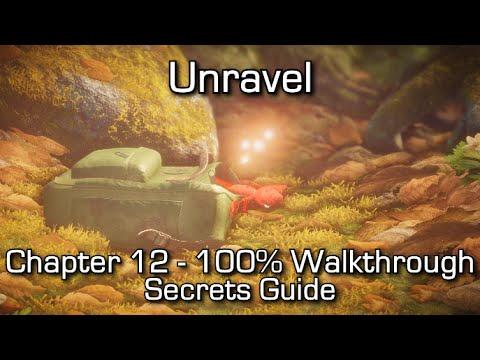 Unravel - Chapter 12: Renewal 100% Walkthrough - All Secrets - Flow Achievement/Trophy
