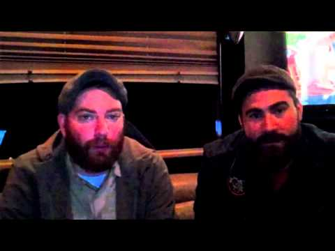 Four Year Strong shout-out Rock 93.5