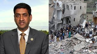 """Stop the Unconstitutional War in Yemen:"" Rep. Ro Khanna on Growing Opposition to U.S.-Backed War"