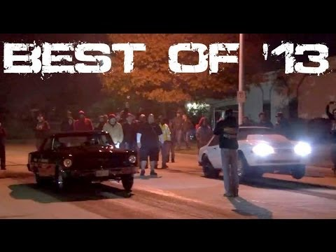BEST OF Street Racing 2013 - 1320Video