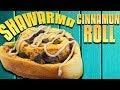 Shawarma Cinnamon Roll - Handle it