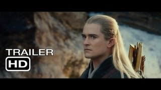 The Hobbit: The Desolation of Smaug - HD Main Trailer - Official Warner Bros. UK