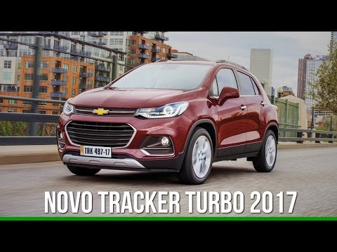 Novo Chevrolet Tracker 1.4 Turbo 2017 - CARPLACE