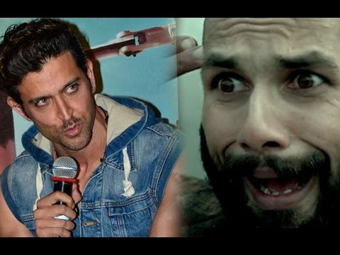 Hrithik Roshan And Shahid Kapoor Clash At The Box Office