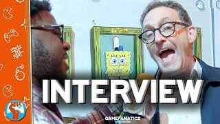 TGF First: Watch The Voice Behind SpongeBob SquarePants  — SDCC 2019
